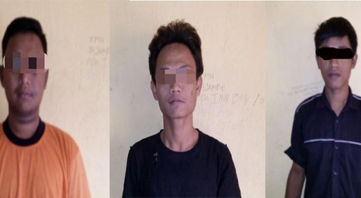 """Keroyok Buruh di Balaraja, Tiga """"Pendekar"""" dibekuk Polisi"""