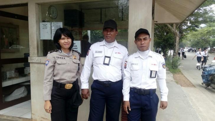 Bripda Yanika, Polwan Bhabinkamtibmas Polres Kota Tangerang