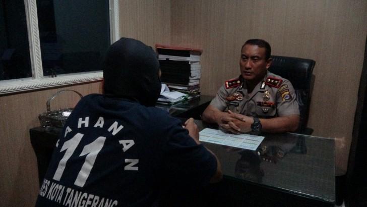 Polresta Tangerang Bekuk Pengunggah Video Persekusi Pasangan Kekasih di Cikupa
