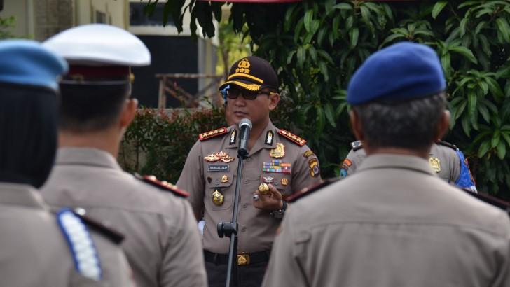 Polresta Tangerang Akan Tindak Tegas Pengganggu Pilkada Kabupaten Tangerang