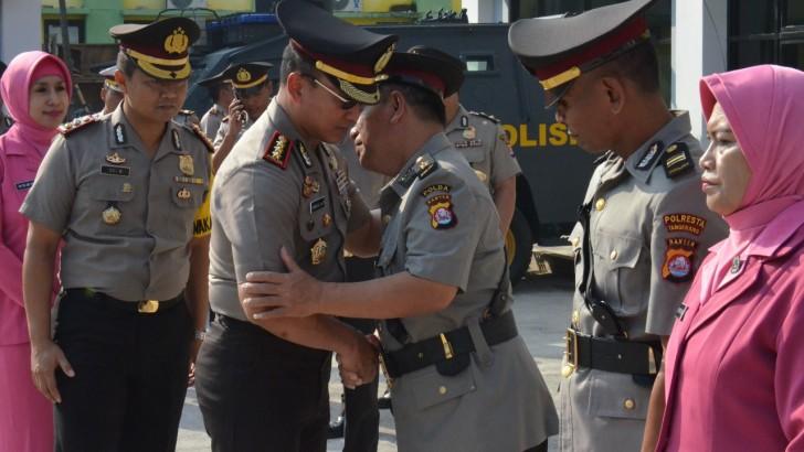 Kapolresta Tangerang: Pejabat Baru Fokus Antisipasi Begal