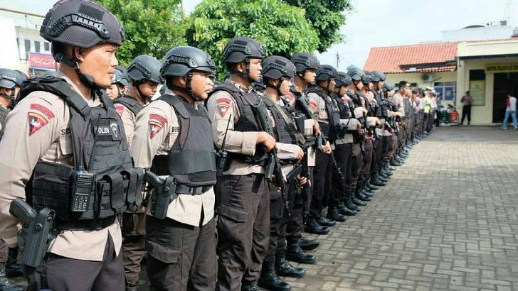 Polresta Tangerang Siap Amankan Kampanye Cawapres
