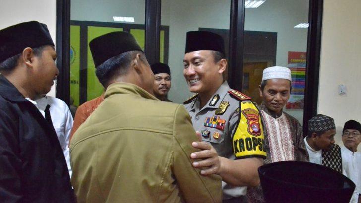 Polres Kota Tangerang Gelar Dialog Kamtibmas untuk Pemilu Aman, Damai dan Sejuk