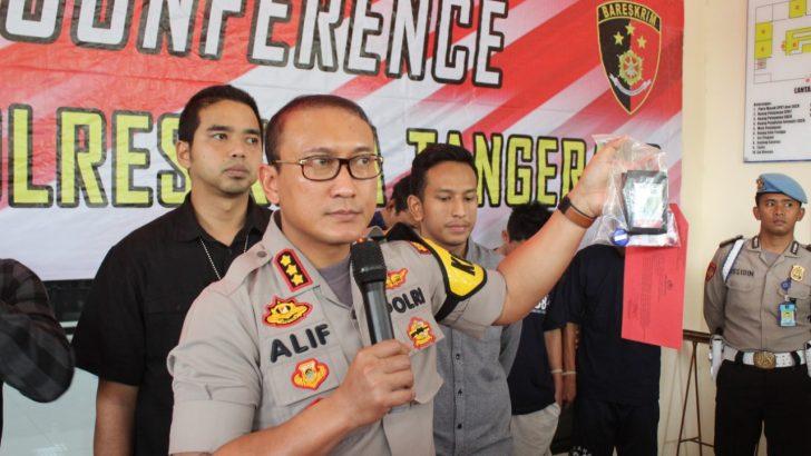 Peras Sekdes Hingga Rp 700 Juta, Polisi dan Wartawan Gadungan Dibekuk Polisi