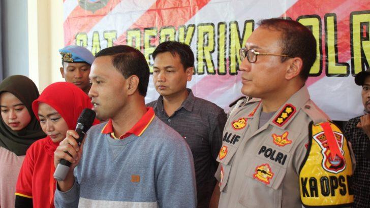 Perampokan Minimarket di Tangerang Didalangi Pegawainya Sendiri