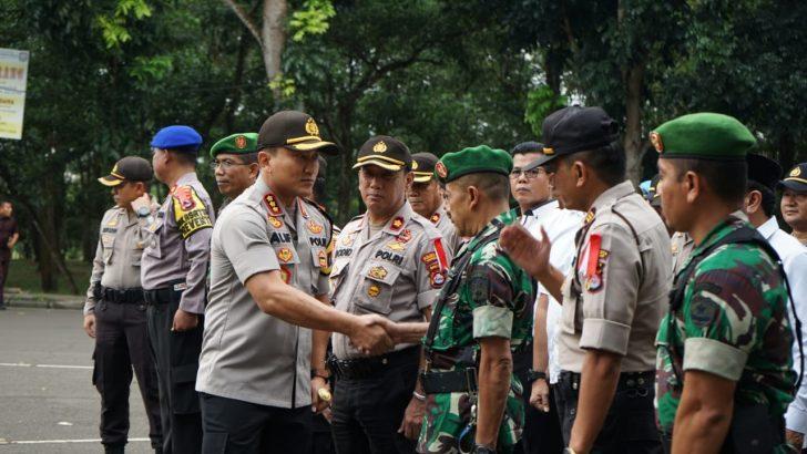 Personel Gabungan Akan Laksanakan Pengamanan Pemeriksaan Massa Aksi 22 Mei