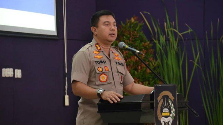 Kunjungan Kerja Kapolda Banten dan Ketua Bhayangkari Daerah Banten ke Polresta Tangerang