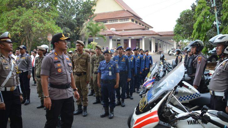 Jelang Pelantikan Presiden, Polresta Tangerang Siagakan Personel di Semua Stasiun KA dan Gerbang Tol