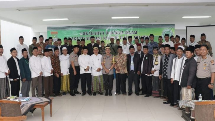 Kapolresta Tangerang Ajak Dai dan Khatib Turut Serta Jaga dan Pelihara Kamtibmas