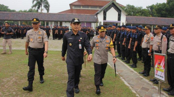 Sehari Jelang Pemungutan Suara Pilkades, Polisi Jaga Ketat Akses Desa