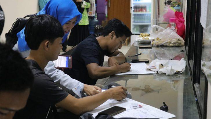 Tim Puslitbang Polri melaksanakan penelitian mengenai Tingkat Kepercayaan Masyarakat Terhadap Kinerja Polri dan Sosialisasi