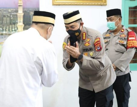 Bangun Sinergitas Ulama-Umara, Kapolresta Tangerang Sowan ke Ketua MUI