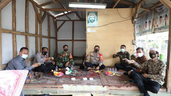 Program Yuk Ngopi Wae, Kapolresta Tangerang Ajak 3 Pilar Kawal Protokol Kesehatan
