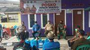 Perkuat PPKM Mikro, Dalam 3 Hari Polresta Tangerang dan 3 Pilar Bagikan 53.180 Masker