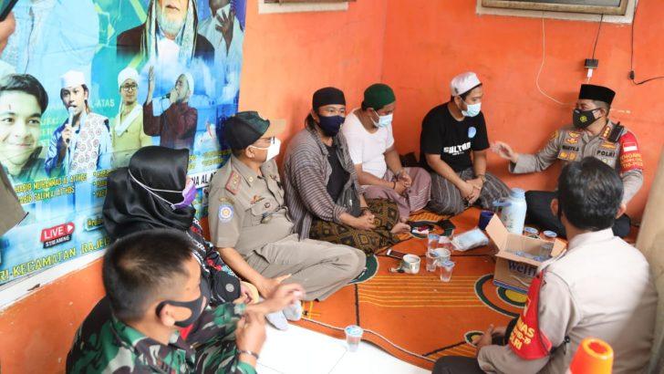 Kapolresta Tangerang Apresiasi Panitia Tunda Peringatan Isra Mi'raj