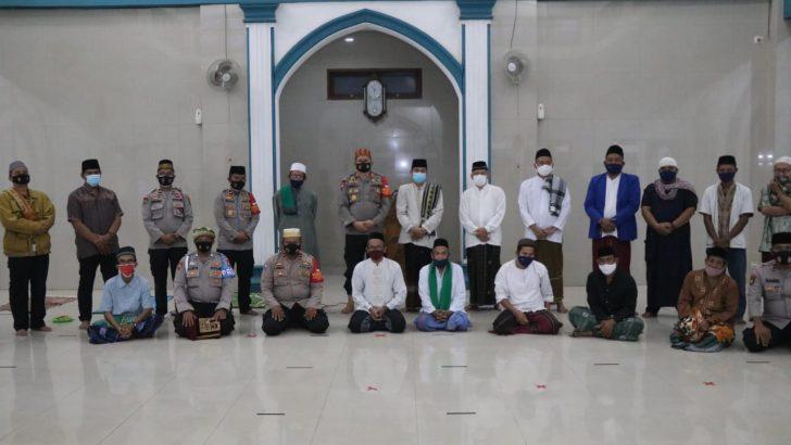 Subuh Keliling, Wakapolresta Tangerang Ajak Disiplin Prokes Guna Cegah Covid-19