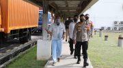 Kunjungi PT. Stanley, Kapolresta Tangerang Terus Gelorakan Perusahaan Tangguh Lawan Covid-19