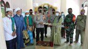 Jumling di Kresek, Kapolresta Tangerang Ingatkan Jemaah, Ramadhan momen tingkat Imtaq Dan  Disiplin PROKES