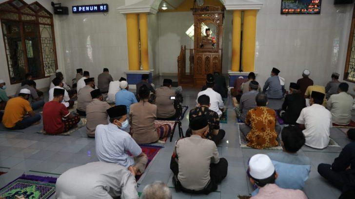 Jumling di Citra Raya, Kapolresta Tangerang Imbau Masyarakat Patuhi Aturan Larangan Mudik