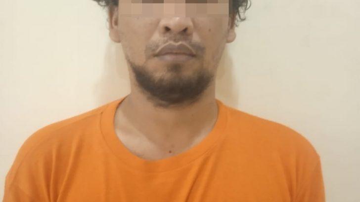 Polsek Panongan Polresta Tangerang Ringkus Pria Diduga Pengedar Narkoba