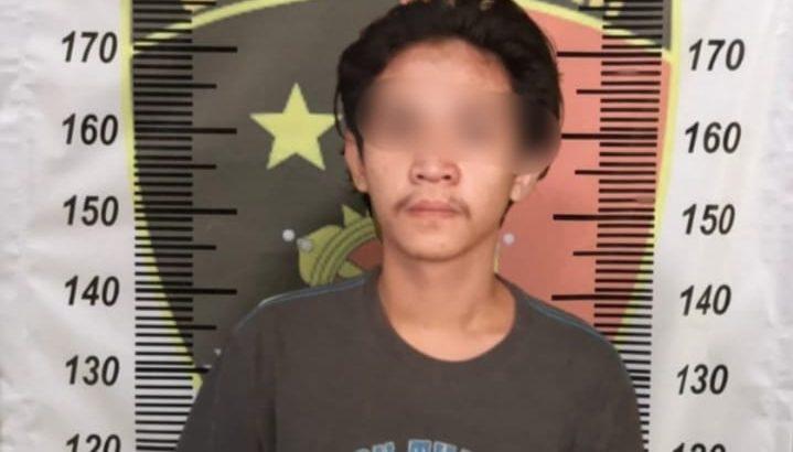 Polsek Pasar Kemis Polresta Tangerang Tangkap Pelaku Pemerkosaan