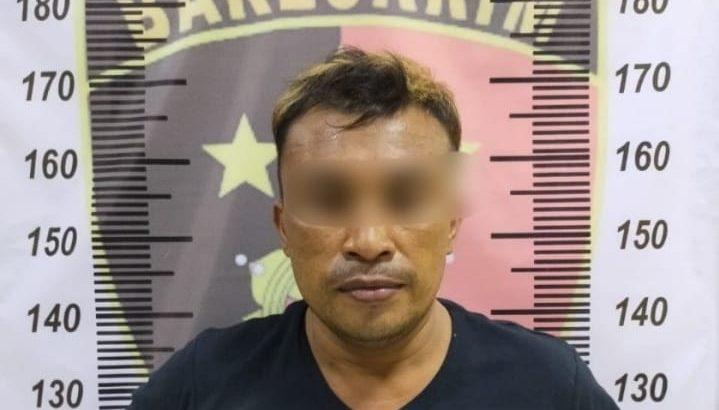 Polresta Tangerang Ringkus Residivis Pencuri Motor Seorang Ibu yang Belanja di Pasar