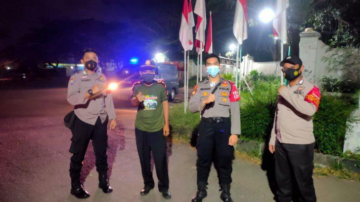 Antisipasi Kamtibmas, Polsek Pasarkemis Polresta Tangerang Tingkatkan Patroli Malam Hari