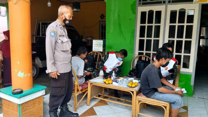 Kejar Target 70%, Perkampungan Minim Vaksinasi di Kecamatan Panongan Akan Dikunjungi Polsek Panongan Polresta Tangerang